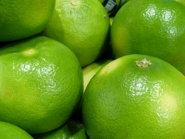 Green Grapefruits