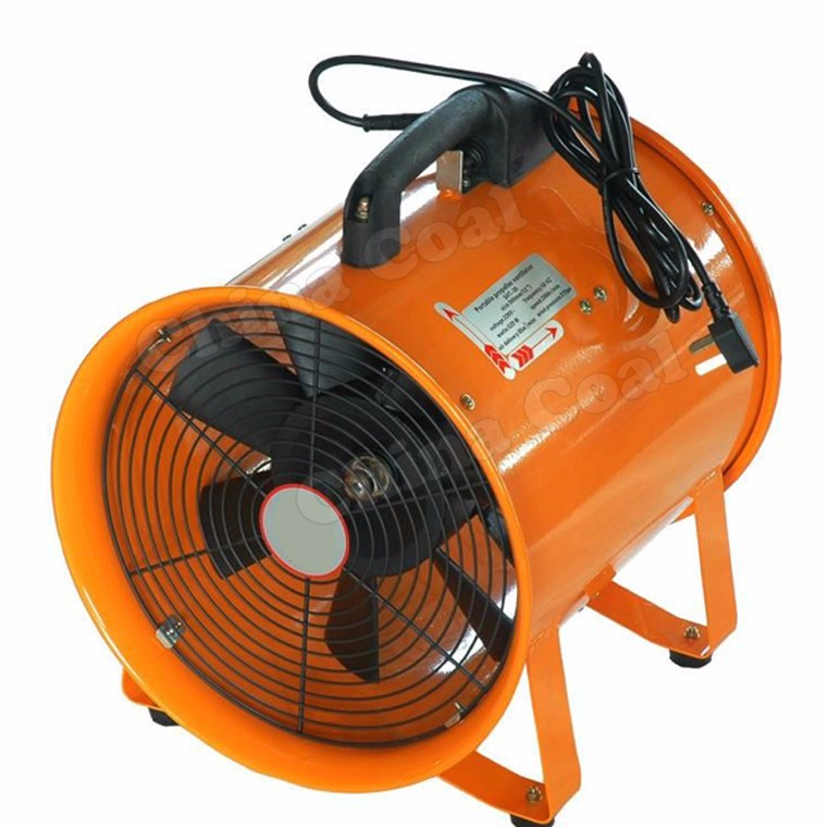 Portable Exhaust Blower : Hot sale industrial mine explosion proof ventilation