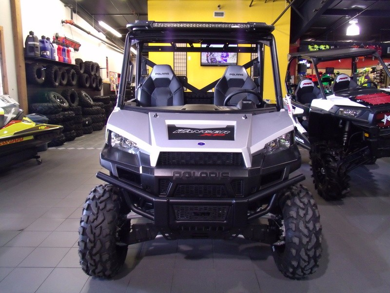 2016 Polaris RANGER XP 900 EPS VOGUE SILVER DELUXE