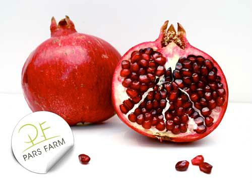 Best Iranian Fresh Pomegranates