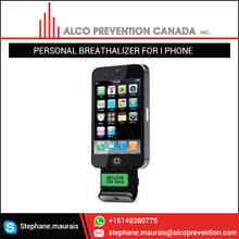 Alcohol Tester I Breathalyzer For iPhone 4