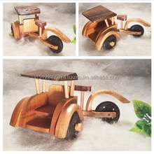 Miniature car original from Yogyakarta indonesia