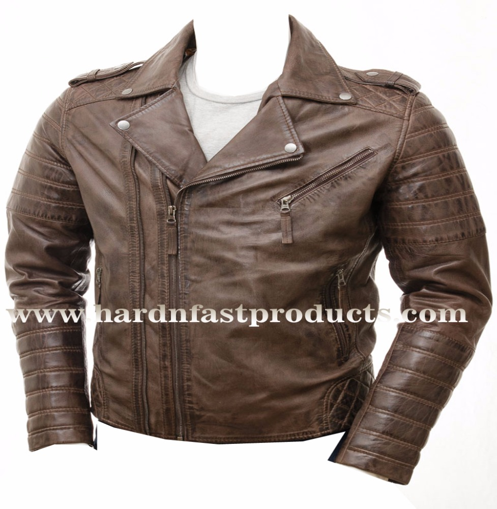 Biker Custom Fashion Leather Jacket for men's,Casual Lambskin Fashion jacket,