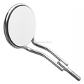 Dental Hu friedy silver mouth mirror handle 4# 5# Plane Magnifying Surface 1503