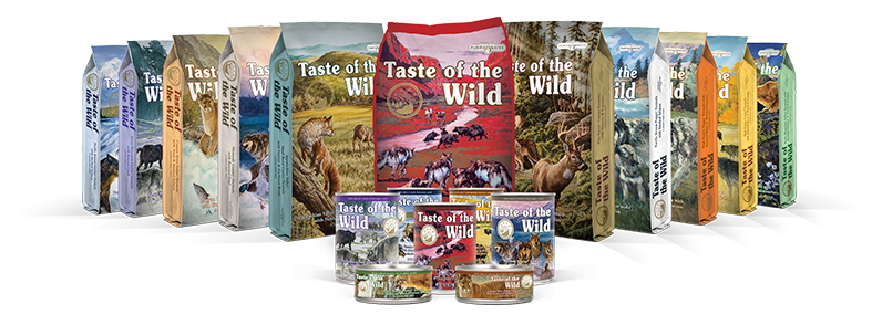 Taste of the Wild Dog Food - Any Blend