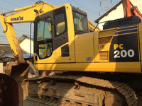 High Quality Used Best Price PC200-8 Komatsu Excavator for Sale