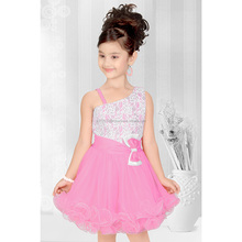 Online shopping fashion kids wear dress-2015 indian wear frocks new design-new fancy kids wear dress