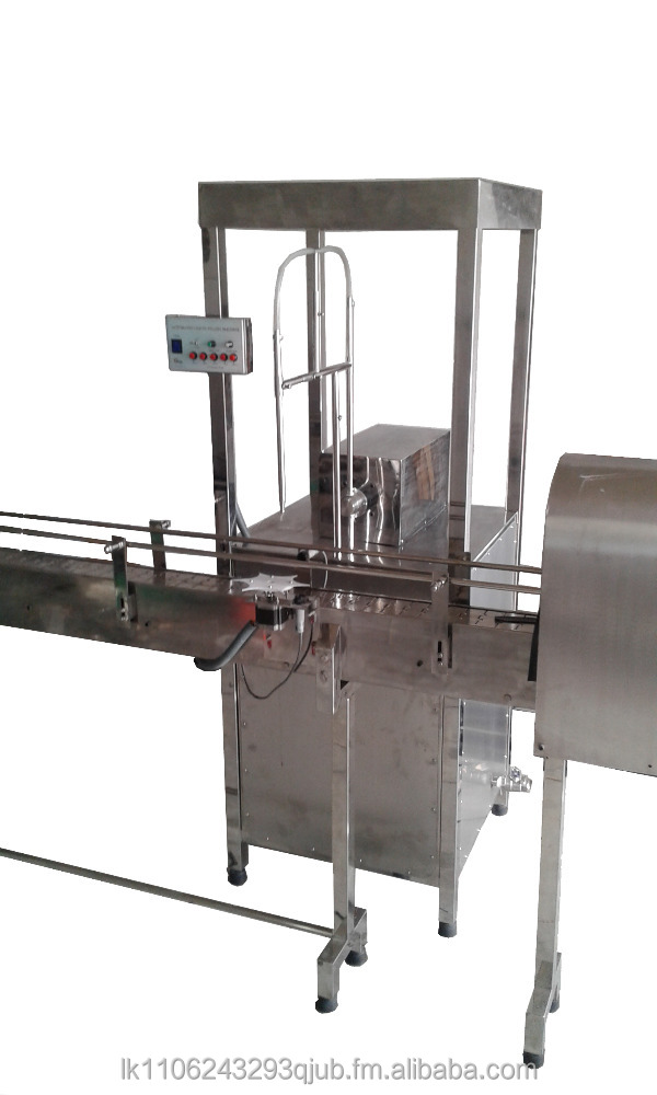 Liquid Filling Machine Single Head - Servo Pump (Sri Lanka)