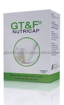 GT&F Nutricap, herbs for diabetes
