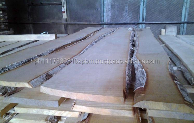 European ABC Quality Unedged Birch Lumber KIln Dried from Ukraine