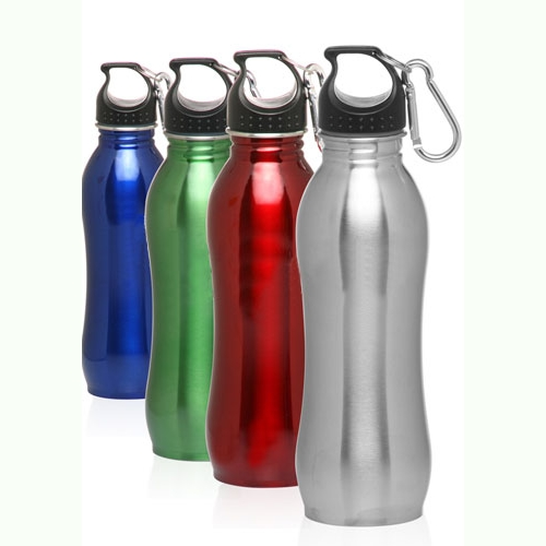 stainless steel sport bottle aluminum water bottle