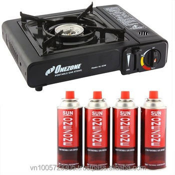 Portable Gas Stove Model: BD-001