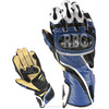 Motorbike Motorcycle Racing Real Leather Gloves Protect