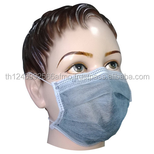 BFE 99% disposable face mask / meidcal non woven bacterial filter