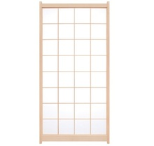 easy to assemble and traditional japanese sliding door SHOJI made in Jpana