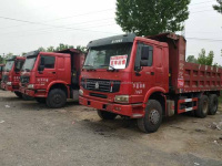 336hp 6x4 Sinotruck HOWO Used Dump Truck For Sale in China