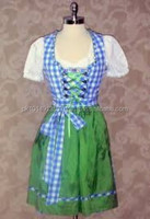 BPD-1701 Bavarian Ladies Dress