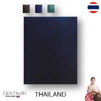 330*420 mm plain new blue sky marine Thai concrete roof tiles and roof tiles from Thailand roof tiles full body