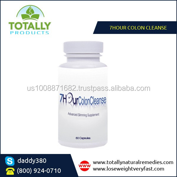 Highly Recognised Supplement Colon Cleanse Capsule