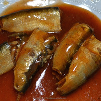 CANNED SARDINES IN TOMATO SAUCE 155grams