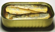 Grade A Quality Canned Sardine in Vegetable Oil, Canned Tuna, Canned Fish