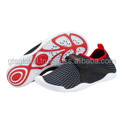Skin shoes, Aqua Shoes, Water Sports Shoes, Fitness, Gym, Yoga, Driving Shoes---Ballop Typhoon Black