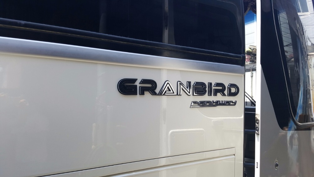 Used kia Bus for Sale Granbird Parkway 2006Y 410HP With Jake Brake