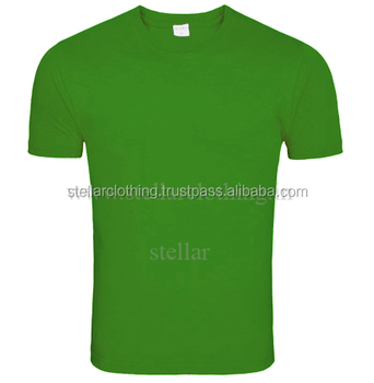 MEN BLANK PLAIN T-SHIRT