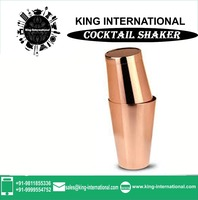 new product 2015 hot sale Copper body shaker vibration machine cocktail shaker