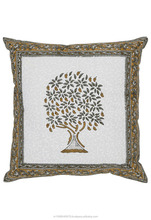 Tree Of Life Printed Home Decorative Throw Pillow Cover