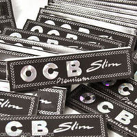 OCB Cigarette Rolling Papers, Smoking Organic Hemp Rolling Papers, ocb number 1