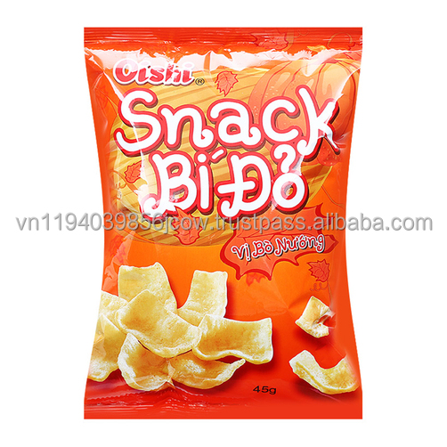 FMCG products RED PUMPKIN 45 GR SNACK