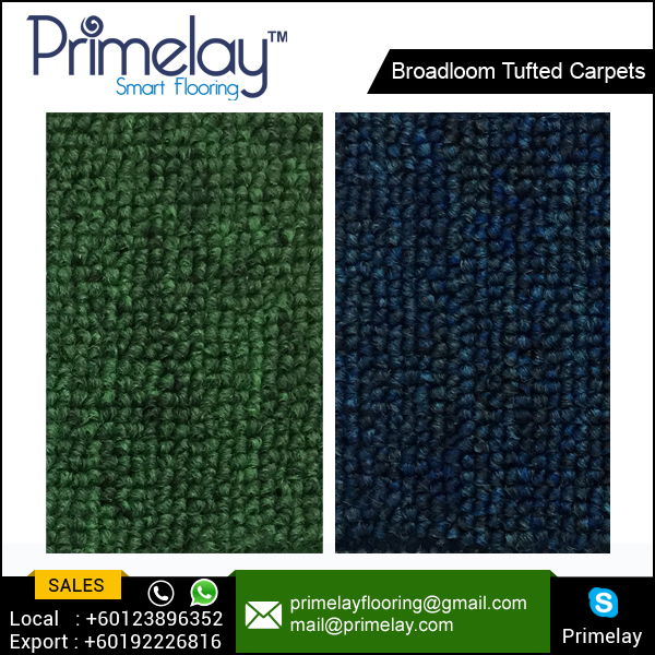 Anti Slip 100% Polypropylene Tufted Office Carpets for Sale
