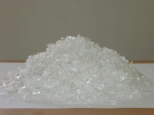 Factory price Hot washed 100% clear PET bottle scrap / PET flakes /recycled PET Resin
