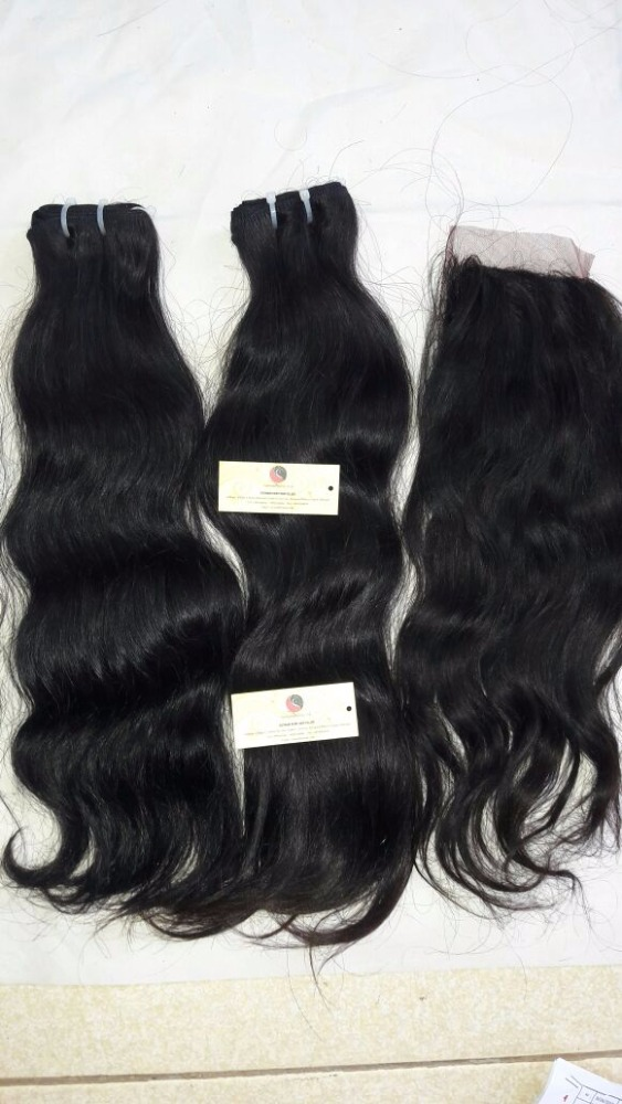 3 bundles Brazilian Virgin Hair Natural Body Wave 100% Unprocessed Human Hair Extension No Shedding and Tangle Free