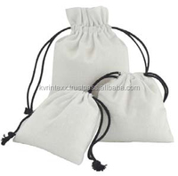 Jewelry Pencil Mobile Phone Organza Velvet Drawstring Pouches