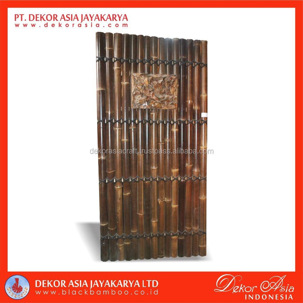 Koop laag geprijsde dutch set partijen groothandel dutch galerij afbeelding setop cocos hek - Bamboe hek ...