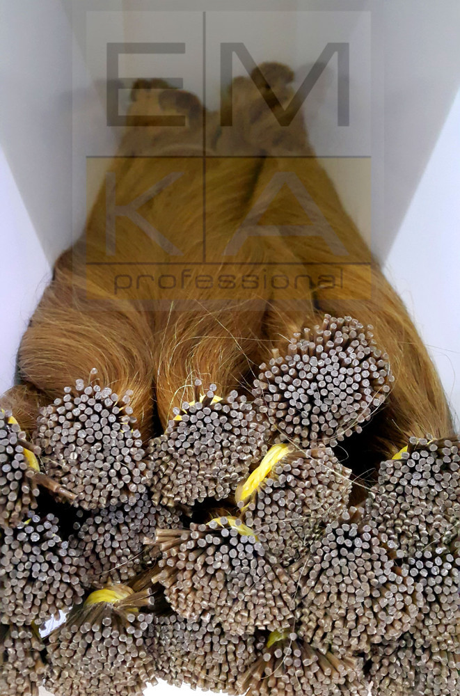 Short Stock Discount 100% Human Hair I tip Extensions 4,6,10 colors