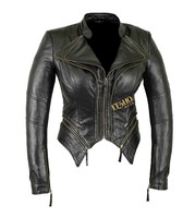 Fancy clothing manufacturer's sexy lady short winter design formal wear fashion winter women jackets