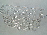 Hygienic and Inoxidizable wire mesh cage for kitchen use , small lot order available