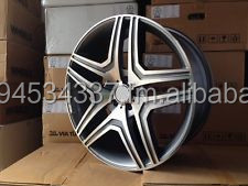 WHEELS FOR CAR 18 inch chrome AMG replica rims and tires for Mercedes Benz