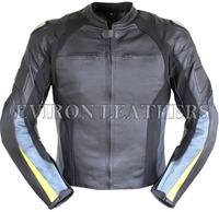 Motorbike Protective Leather Jacket superspeed