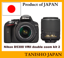 High performance original Nikon D5300 DSLR Camera photo loved by professional users