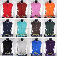 New Fashion Custom Apparel Varsity Jacket