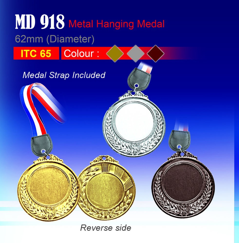 Metal Hanging Medal