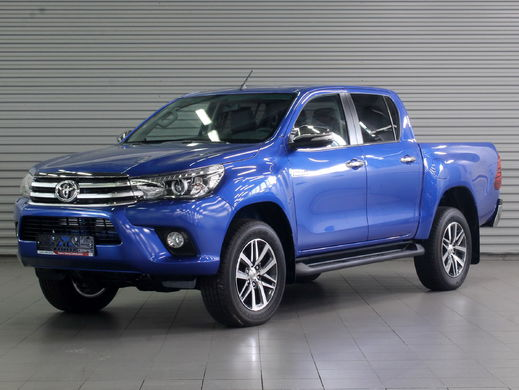 Toyota Hilux Prestige 2.8TD/177 6AT - EXPORT READY