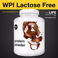 Whey Protein Isolate 86 % lactose free