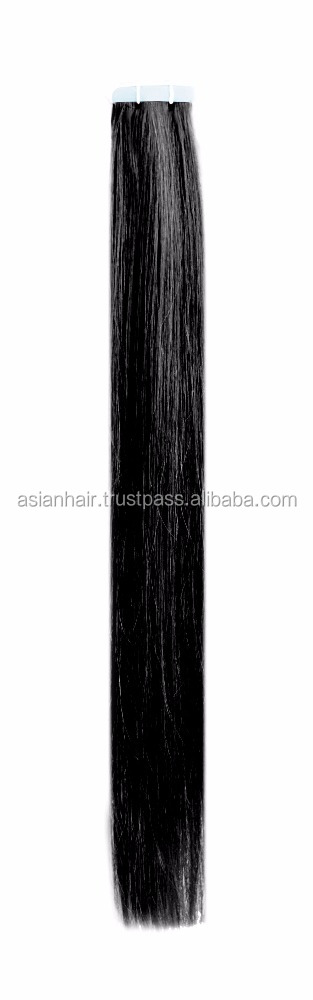 Allibaba Best Selling Products Royal Quality Good Feedback Easteuropean Remy Hair Tape