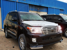 TOYOTA LAND CRUISER VIP LUXURY ARMORED CAR