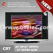 Wholesale factory brand new crt tv 21""